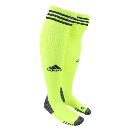 Meião Adidas Adisock 21 - Amarelo+Preto