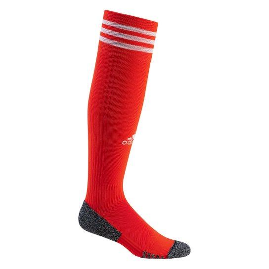 Meião Internacional I 21/22 Adidas - Vermelho+Branco