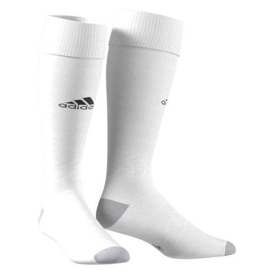 Meião Milano 16 Adidas Masculino - Branco+Preto