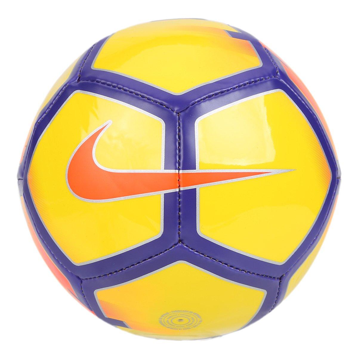 Mini Bola Nike Skills 17 18 - Amarelo e Roxo - Compre Agora  951b732c4e8a3