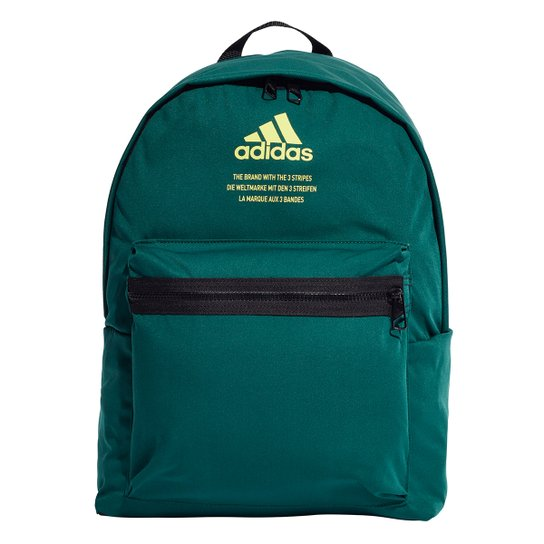 Mochila Adidas Clássica Fabric - Verde