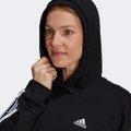 Moletom Adidas Essentials Cotton 3 Stripes Gestante