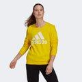 Moletom Adidas Essentials Logo Adidas Feminino