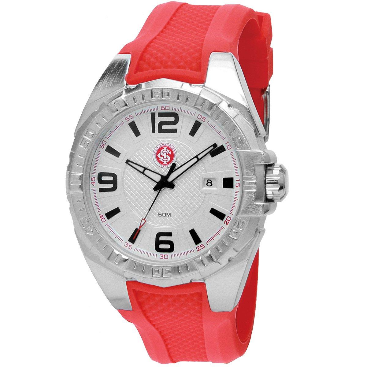 5a0909f76fb Relógio Internacional Technos Analógico IV Calendário - Compre Agora ...