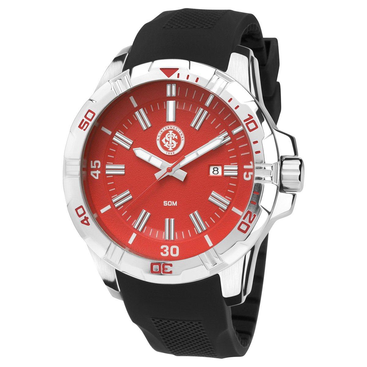 b3b78f2c1a8 Relógio Internacional Technos Analógico V Calendário - Compre Agora ...