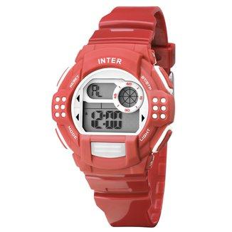 Relógio Internacional Technos Digital III