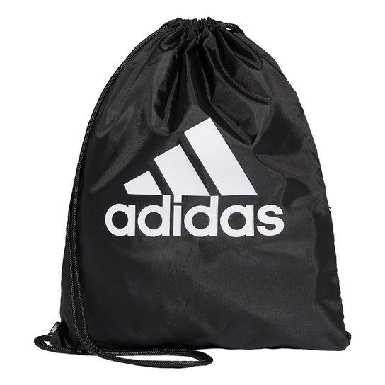 Sacola Adidas Sport Performance Gym - Preto+Branco
