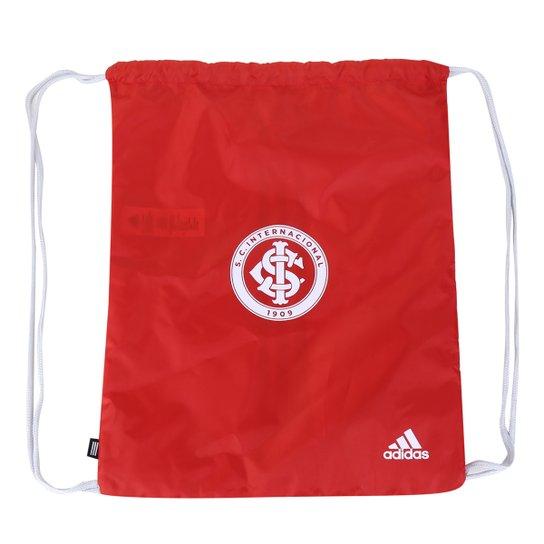 Sacola Internacional Adidas Gymsack - Vermelho