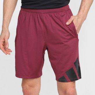 Short Adidas 4K 3 Bar Masculino