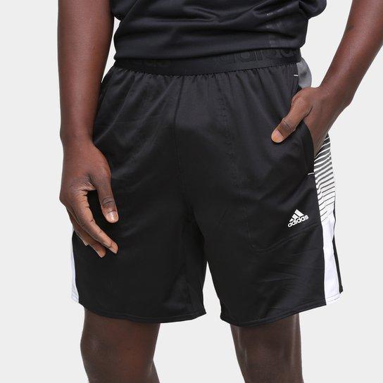 Short Adidas Designed 2 Move Activated Innovation Masculino - Preto