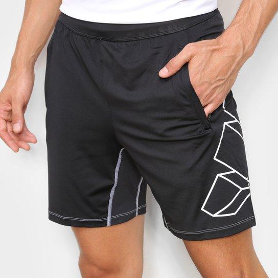 Short Adidas FB Hype Masculino - Preto