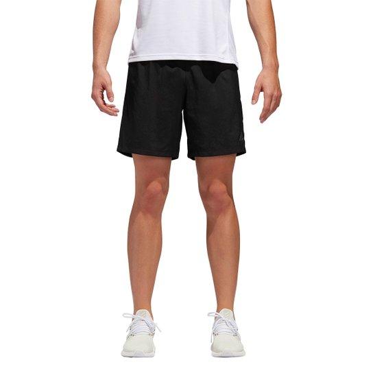 Short Adidas Run It Masculino - Preto