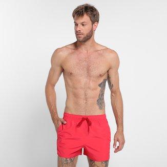 Short Adidas Swim 3 Listras Masculino