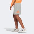 Short Moletom Adidas Logo Masculino