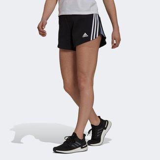 Short Moletom Adidas Sportswear Colorblock Feminino