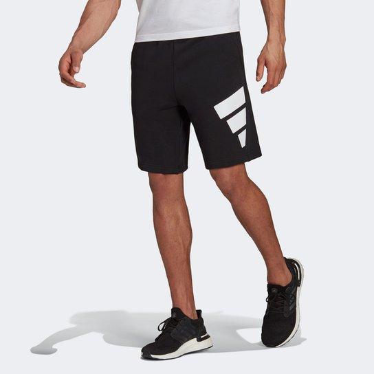 Shorts Adidas Sportswear Future Icons Logo Masculino - Preto
