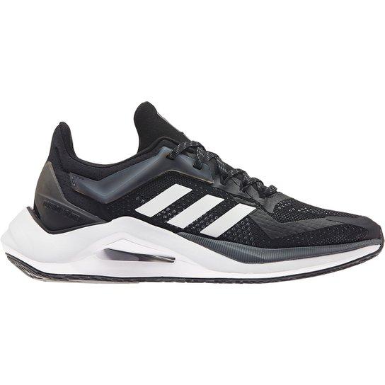 Tênis Adidas Alphatorsion 2.0 Feminino - Preto+Cinza