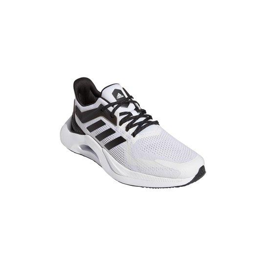 Tênis Adidas Alphatorsion 2.0 Masculino - Branco+Preto