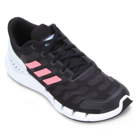 Tênis Adidas Climacool Ventania Feminino - Preto+Rosa