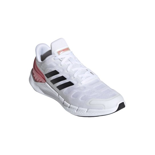 Tênis Adidas Climacool Ventania Feminino - Branco+Preto