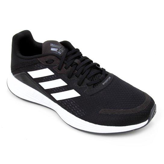 Tênis Adidas Duramo SL Masculino - Chumbo+Branco