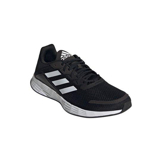 Tênis Adidas Duramo SL Masculino - Chumbo+Preto