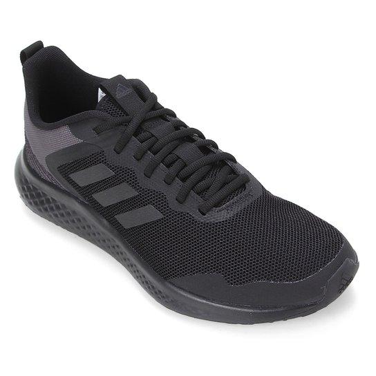 Tênis Adidas Fluidstreet Masculino - Preto