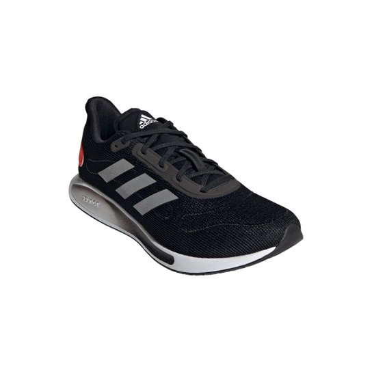 Tênis Adidas Galaxar Run Masculino - Preto+Laranja