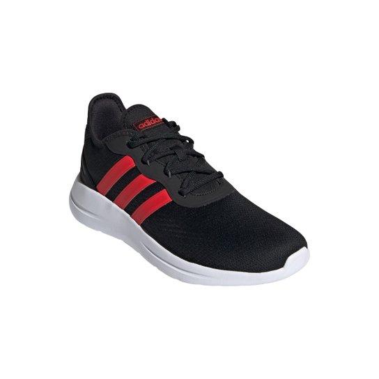 Tênis Adidas Lite Racer Rbn 2.0 Masculino - Preto+Branco