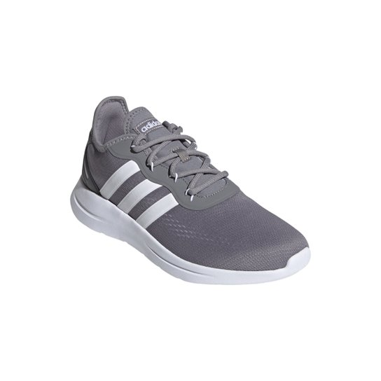 Tênis Adidas Lite Racer Rbn 2.0 Masculino - Cinza+Branco