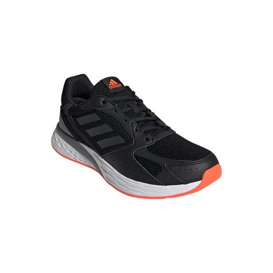 Tênis Adidas Response Classic Masculino - Preto+Laranja
