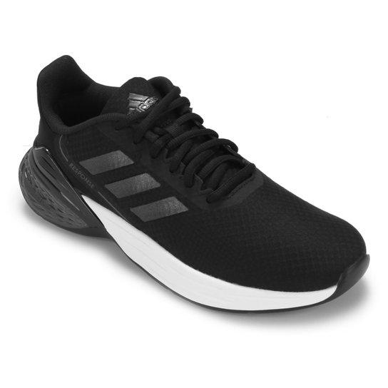Tênis Adidas Response SR Feminino - Preto