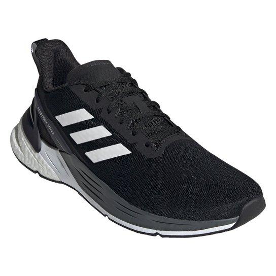 Tênis Adidas Response Super Boost Masculino - Preto+Branco