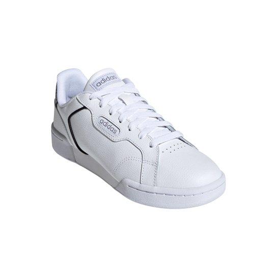Tênis Adidas Roguera Feminino - Branco+Preto