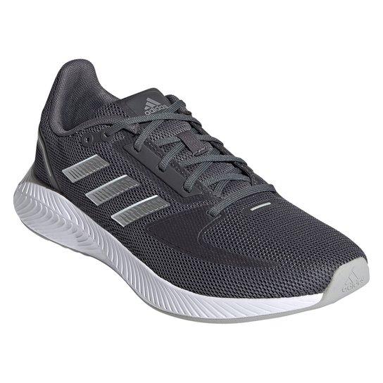Tênis Adidas Runfalcon 2.0 Feminino - Cinza