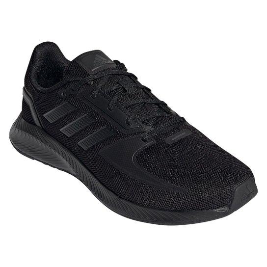 Tênis Adidas Runfalcon 2.0 Masculino - Preto+Cinza