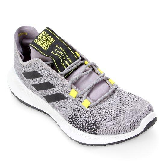 Tênis Adidas Sensebounce + Ace Masculino - Cinza+Preto