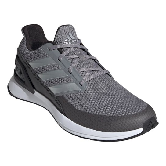 Tênis Adidas Ultra Rapidarun Masculino - Cinza+Preto