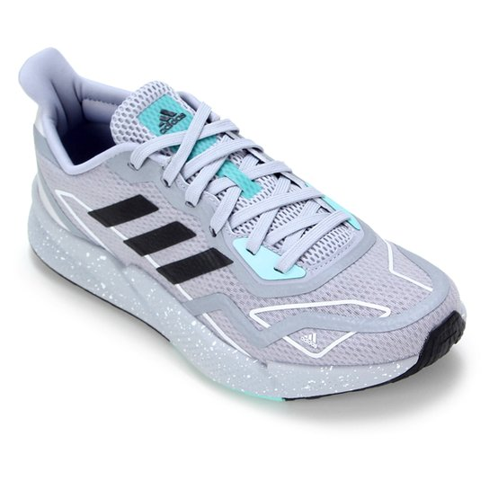 Tênis Adidas X9000 L2 H Rdy Masculino - Prata+Preto