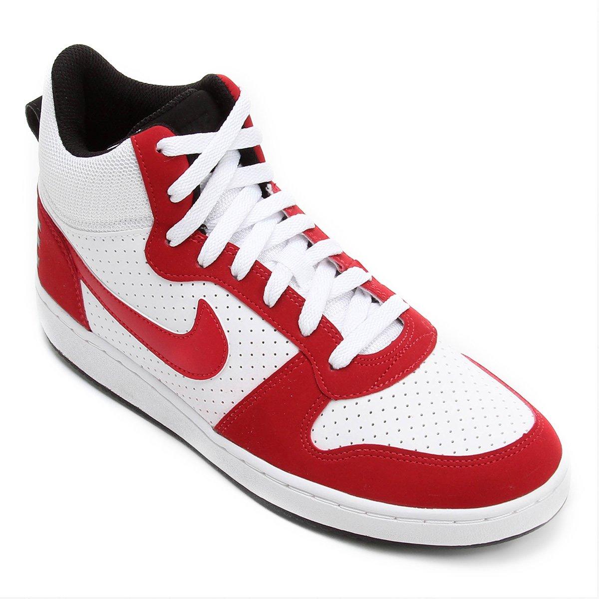 e0b293c03 Tênis Couro Cano Alto Nike Recreation Mid Masculino - Compre Agora ...