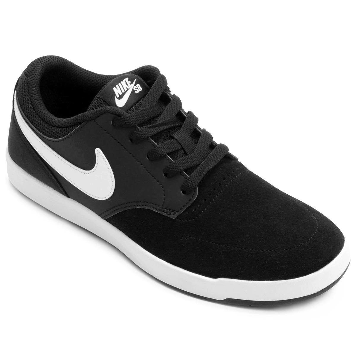 b8feeb7cd Tênis Couro Nike SB Fokus Masculina - Compre Agora