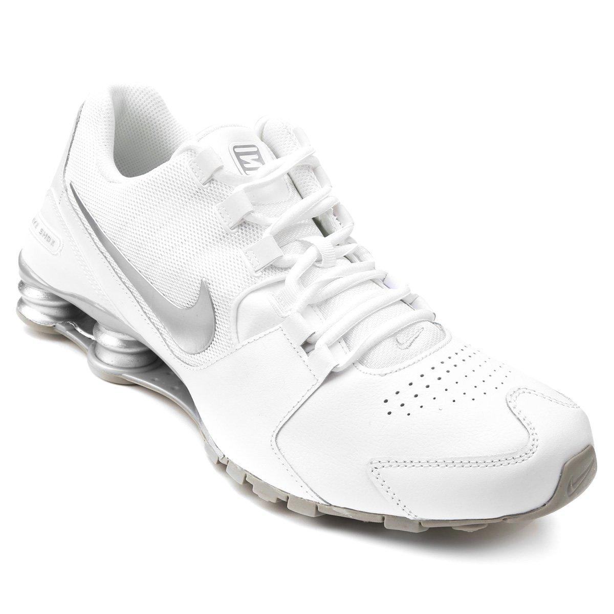 Tênis Couro Nike Shox Avenue LTR Masculino - Compre Agora  c2c65d0df8cd7