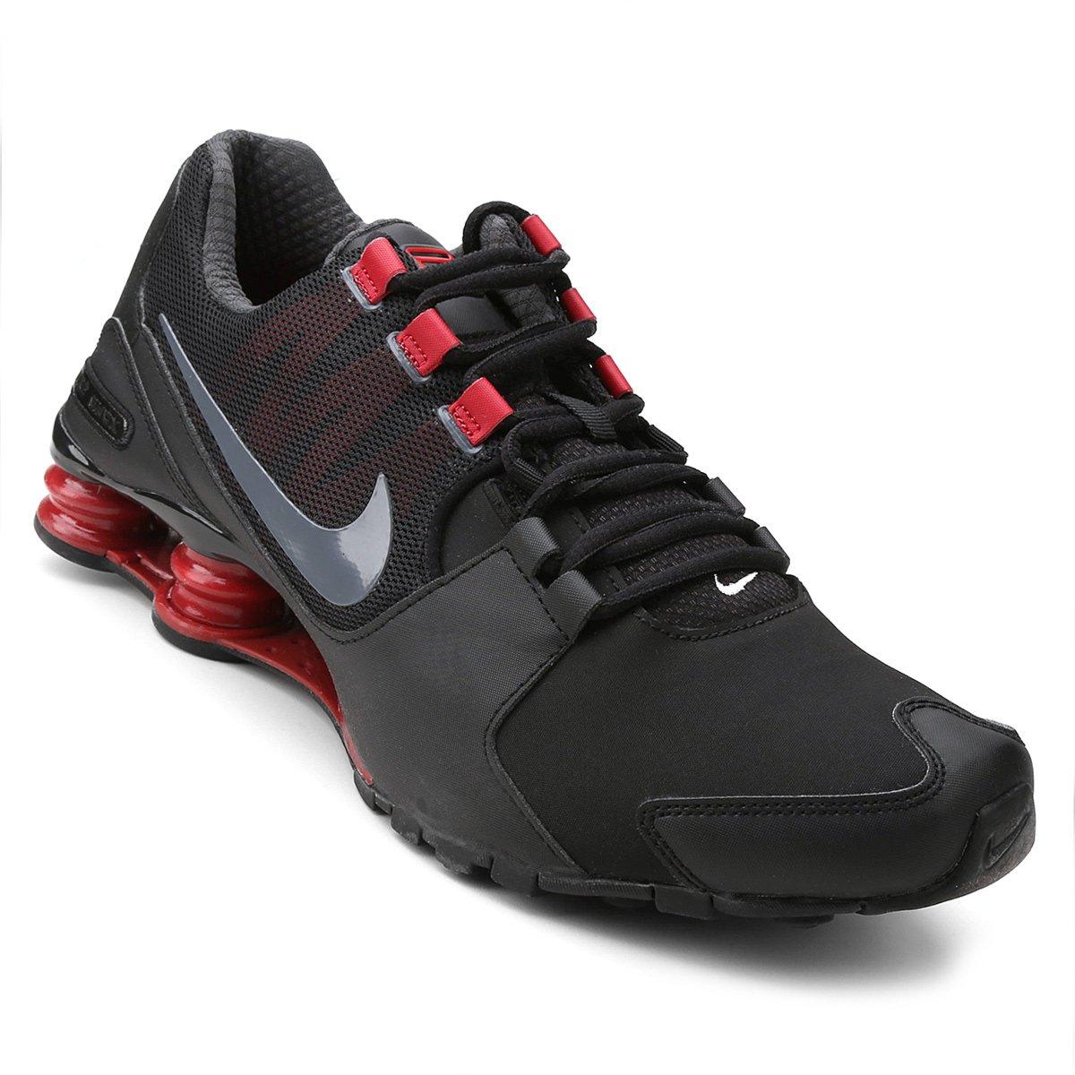 f8af71202e7 Tênis Couro Nike Shox Avenue LTR Masculino - Compre Agora