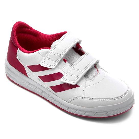 Tênis Infantil Adidas Altasport  - Branco