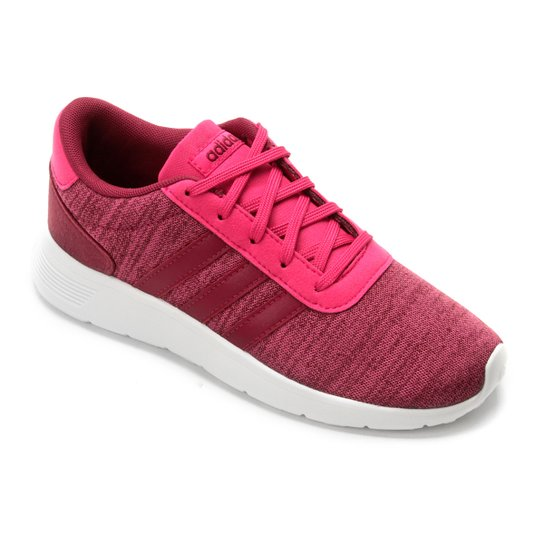Tênis Infantil Adidas Lite Racer - Rosa Escuro
