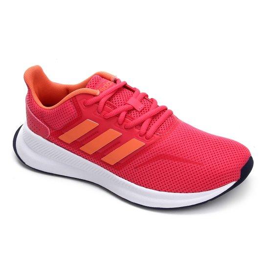 Tênis Infantil Adidas Runfalcon  - Rosa