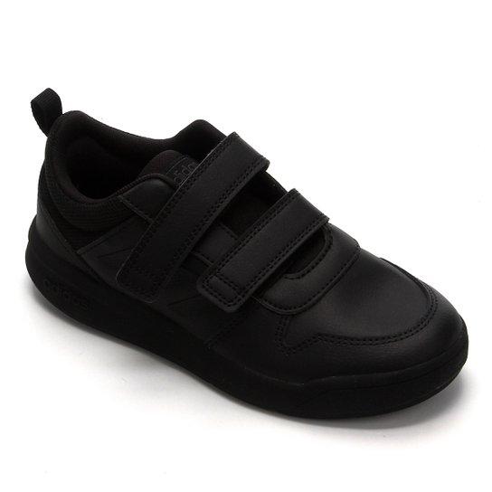 Tênis Infantil Adidas Tensaurus - Preto+Cinza