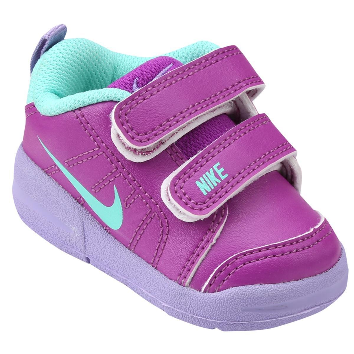 14f6646c54f Tênis Infantil Nike Pico Lt - Violeta - Compre Agora