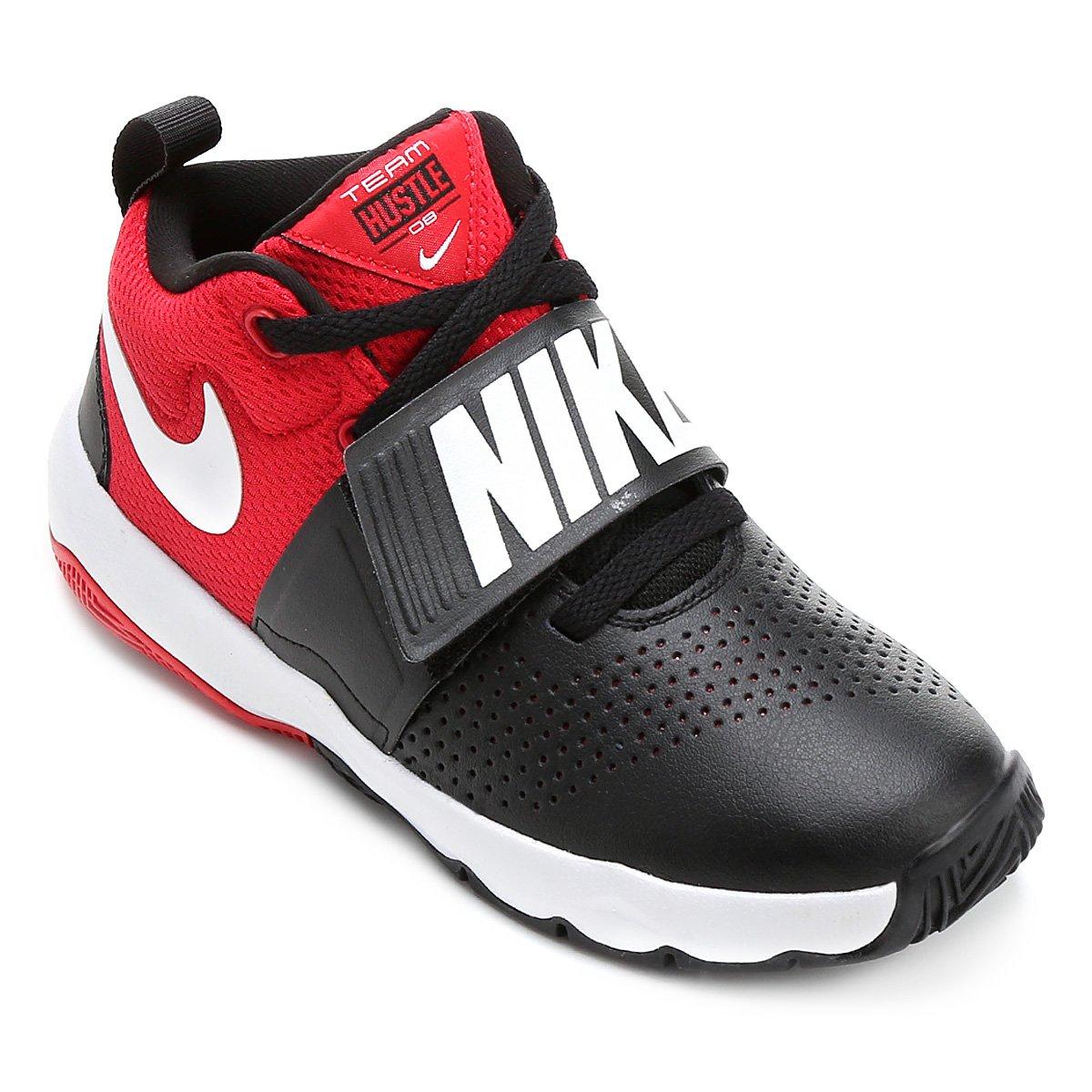 efba1e5dfbb Tênis Infantil Nike Team Hustle D8 Masculino - Compre Agora