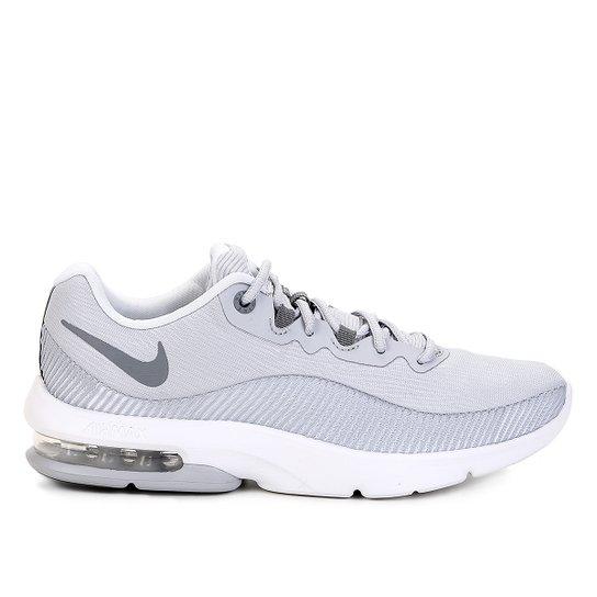 Tênis Nike Air Max Advantage 2 Feminino Cinza E Branco